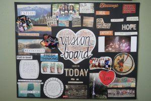 John's Vision Board