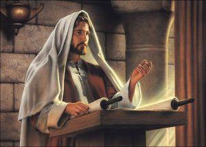 Jesus manifestation